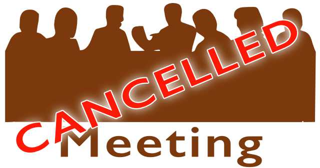 LHS Meeting 30 March 2020